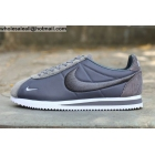 Nike Cortez Embroidery Dark Blue Grey Mens & Womens Trainer