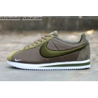 Nike Cortez Embroidery Brown Green Mens & Womens Trainer