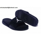 Jordan Hydro 4 Retro All Black Mens Slide