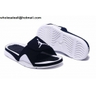 wholesale Jordan Hydro 4 Retro Black White Mens Slide