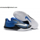 wholesale Nike Hyperlive EP Blue Black White Basketball Shoes