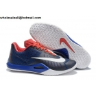 wholesale Nike Hyperlive EP Black Blue Red Basketball Shoes