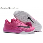 wholesale Nike Hyperlive EP Pink Black White Basketball Shoes