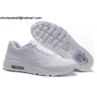 Mens & Womens Nike Air Max 1 Ultra Essentials All White
