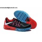 Kids Nike Air Max 2015 Black Red Blue Shoes