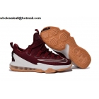 wholesale Nike Lebron 13 Low Cavs Team Red Mens Basketball Shoes