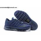 Nike Air Max 2016 Dark Blue Black Mens Running Shoes