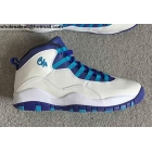 wholesale Air Jordan 10 Charlotte Hornets Womens Basketball Shoes