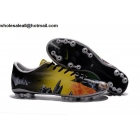 Mens & Womens Nike Mercurial Vapor X AG Batman & Joker Soccer Shoes