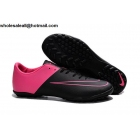 wholesale Mens & Womens Nike Mercurial Victory V TF Black Pink