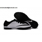 Nike MercurialX Finale TF Black White Soccer Cleats