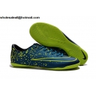 wholesale Nike Mercurial Victory V IC Blue Volt Indoor Soccer Cleats