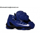 wholesale Nike LeBron 13 Elite Blue Black Mens Basketball Shoes