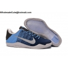 wholesale NIKE KOBE 11 Low Brave Blue Mens Basketball Shoes