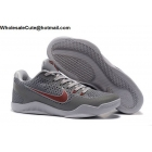 wholesale Nike Kobe 11 EM Lower Merion Aces Cool Grey