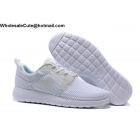 Mens & Womens Nike Roshe One Hyperfuse BR 3M All White