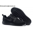 wholesale Mens & Womens Nike Roshe One Hyperfuse BR 3M All Black