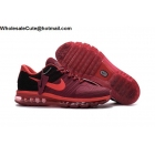 wholesale Mens Nike Air Max 2017 Wine Red Black Size US7 - US13