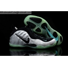 wholesale Womens Nike Air Foamposite Pro Silver Black