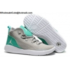 wholesale Womens Jordan Reveal Grey Green White Casual Shoes