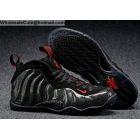 Nike Air Foamposite One Black Red Multi Color