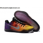 wholesale Nike Kobe 11 Sunset Mens Basketball Shoes