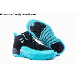 Air Jordan 12 Hyper Jade Womens Basketball Shoes