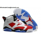 Air Jordan 6 Carmine Mens Basketball Shoes