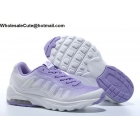 Mens & Womens Nike Air Max Invigor White Purple