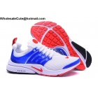 Mens & Womens Nike Air Presto USA White Blue Red