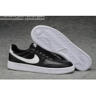 wholesale Mens & Womens Nike Grand Terrace SL Black White Casual Shoes