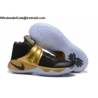 wholesale Nike Kyrie 2 PE Black Gold NBA Finals