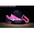 wholesale Womens Nike Air Max Sequen Pink Black Running Shoes