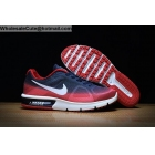 wholesale Nike Air Max Sequen Navy Blue Red White