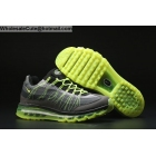 wholesale Mens Nike Air Max 95 DYN FW Grey Black Volt