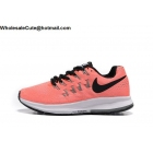 Womens Nike Air Zoom Pegasus 33 Orange Black
