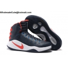 wholesale Mens Nike Hyperdunk 2016 Navy Blue White Red