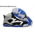 Air Jordan 6 Retro Oreo White Black