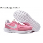 wholesale Womens Fragment NikeLab Roshe Daybreak Pink White