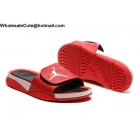 wholesale Jordan Hydro 5 Retro Slide Sandals Red White Black
