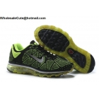 wholesale Mens & Womens Nike Air Max 2009 Flyknit Black Green Silver