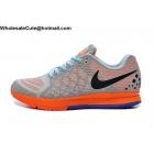 wholesale Mens Nike Air Zoom Pegasus 31 Grey Orange Size US7 - US13