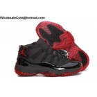 Air Jordan 11 Blackout Bred Mens Basketball Shoes