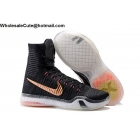 wholesale Nike Kobe 10 Elite High Rose Gold