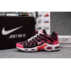 wholesale Womens Nike Air Max Plus TN Black Pink White