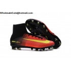 wholesale Mens & Womens Nike Mercurial Superfly V AG-PRO Total Crimson Volt