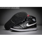 Mens Air Jordan 1 Retro High OG Premium Essentials Black White