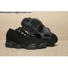 wholesale Mens & Womens Air Jordan Horizon Low Triple Black