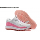 Womens Nike Air Max Zoom 90 IT White Pink Golf Shoes