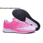 Womens Nike Air Zoom Elite 9 Pink White Running Shoes